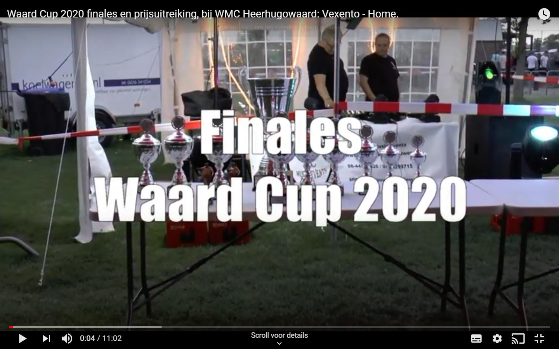 Video Finaledag Waard Cup